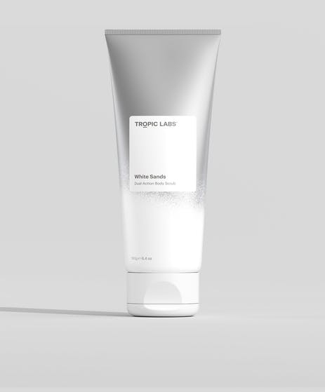 __1__White Sands Dual Action Body Scrub Tropic Labs